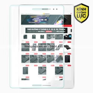 Miếng dán màn hình cường lực Asus Zenpad S 8.0 Z580CA (trong suốt)