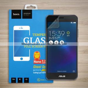 Miếng dán màn hình Asus Zenfone 3 Max 5.2 inch ZC520TL hiệu Hoco Nano siêu dẻo