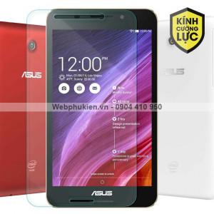 Miếng dán màn hình cường lực Asus FonePad 7.0 ZE375CG (trong suốt)