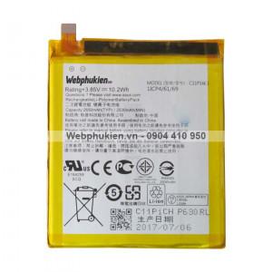 Pin Asus Zenfone 3 5.2 Z017D ZE520KL (C11P1601) - 2650mAh Original Battery