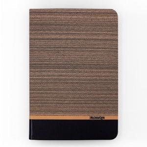 Bao da iPad Mini 4 hiệu KAKU Brown Series (Vàng)