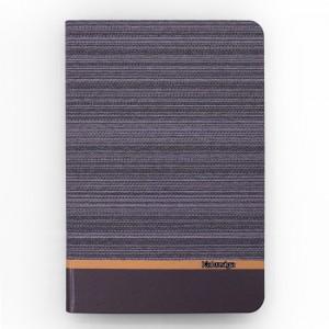Bao da iPad Mini 4 hiệu KAKU Brown Series (Xám)