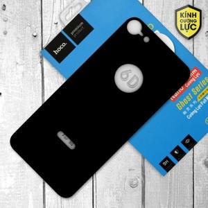 Miếng dán cường lực iPhone 7 mặt sau loại 5D hiệu HOCO Full (Đen)