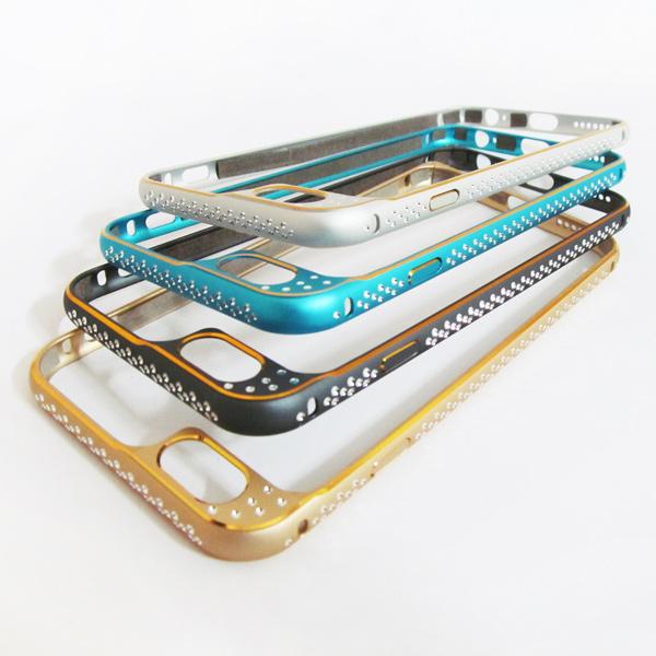 Khung viền nhôm iPhone 6 Lens Protector (Made in ThaiLand) - mẫu 2