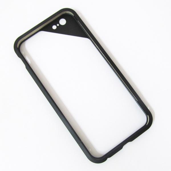 Khung viền nhôm bảo vệ Camera iPhone 6/6S (Đen)