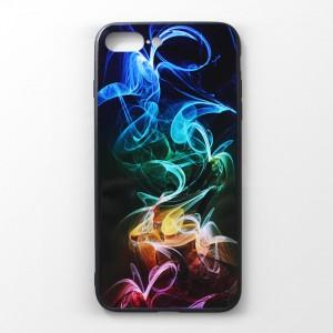 Ốp lưng iPhone 7 Plus vân nổi 3D (mẫu 4)