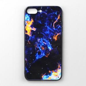 Ốp lưng iPhone 7 Plus vân nổi 3D (mẫu 5)