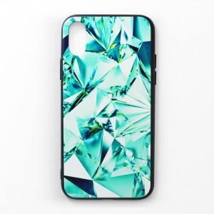 Ốp lưng iPhone X vân nổi 3D (mẫu 1)