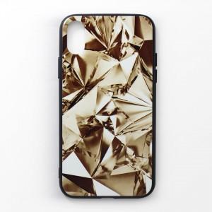 Ốp lưng iPhone X vân nổi 3D (mẫu 2)