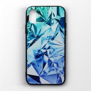 Ốp lưng iPhone X vân nổi 3D (mẫu 3)
