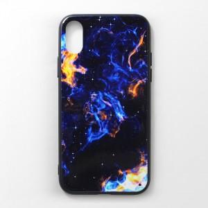 Ốp lưng iPhone X vân nổi 3D (mẫu 5)