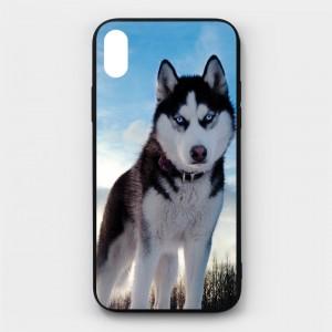 Ốp lưng kính in hình cho iPhone XS Max (mẫu 21) - Hàng chính hãng