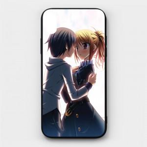 Ốp lưng kính in hình cho iPhone XS Max (mẫu 42) - Hàng chính hãng