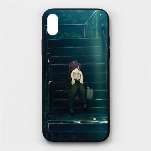 Ốp lưng kính in hình cho iPhone XS Max (mẫu 43) - Hàng chính hãng