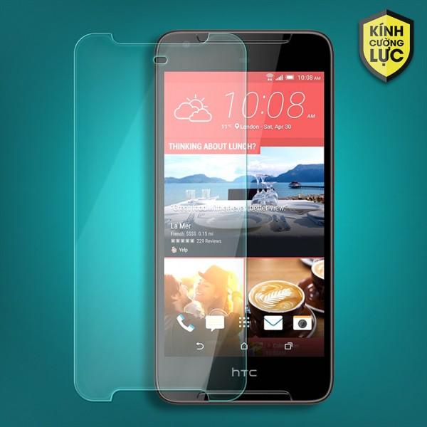 Miếng dán kính cường lực HTC Desire 628 (trong suốt)