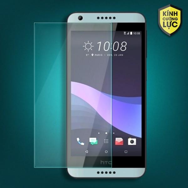 Miếng dán màn hình cường lực HTC Desire 650 (trong suốt)