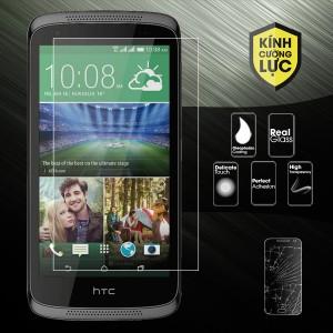 Miếng dán kính cường lực HTC Desire 526G (trong suốt)