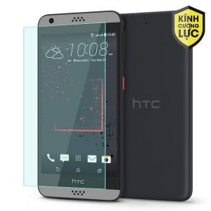 Miếng dán kính cường lực HTC Desire 630 (trong suốt)