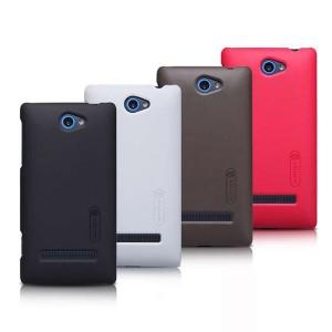 Ốp lưng HTC 8S hiệu Nillkin dạng sần