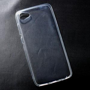 Ốp lưng HTC Desire 12 dẻo (trong suốt)