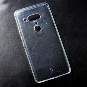 Ốp lưng HTC U12 dẻo (trong suốt)