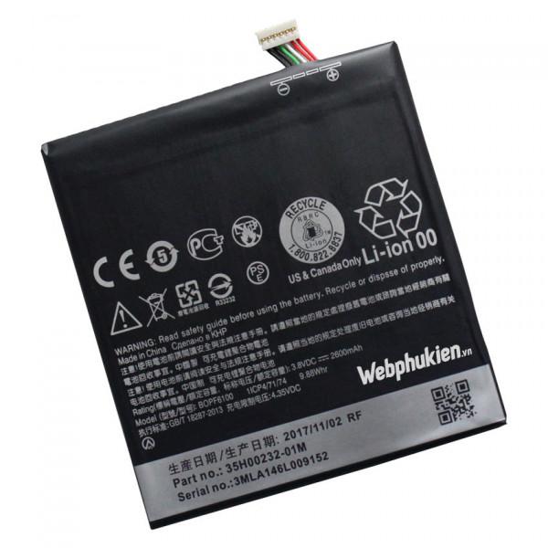 Pin HTC Desire 820 820U 820G, Desire 826 BOPF6100 - 2600mAh Original Battery