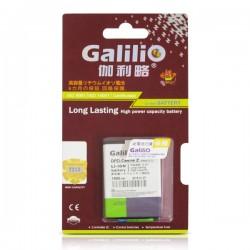 Pin Galilio HTC BB96100 - 1650mAh (Desire Z/ A7272/ Magic/ T-Mobile G2)