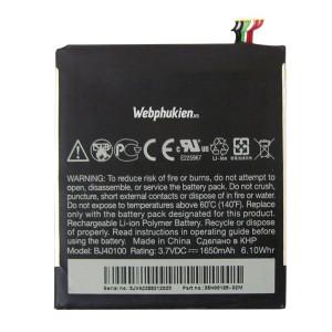 Pin HTC One S (BJ40100) - 1650mAh Original Battery