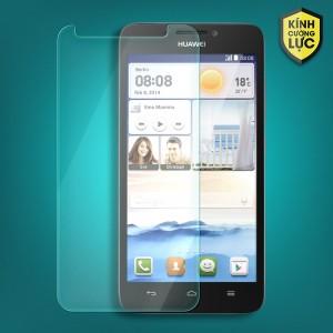 Miếng dán màn hình cường lực Huawei G630 (trong suốt)