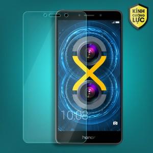 Miếng dán kính cường lực Huawei Honor 6X (trong suốt)