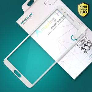 Miếng dán cường lực Huawei Honor V10 hiệu Nillkin Full màn hình (Trắng)