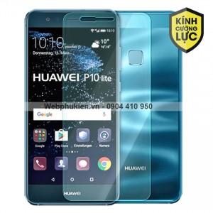 Miếng dán màn hình cường lực Huawei P10 Lite (trong suốt)