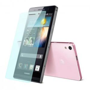 Miếng dán màn hình cường lực Huawei Ascend P6 (trong suốt)