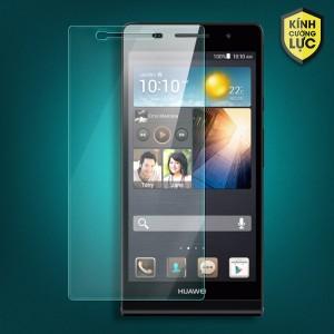 Miếng dán màn hình cường lực Huawei P6 (trong suốt)