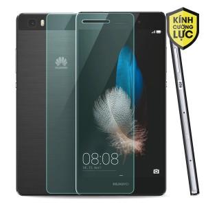 Miếng dán kính cường lực Huawei P8 Lite (trong suốt)