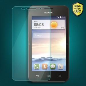 Miếng dán màn hình cường lực Huawei Ascend Y330 (trong suốt)