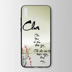 Ốp lưng kính in hình  thư pháp  cho Huawei Honor 8X  (mẫu 39) - Hàng chính hãng