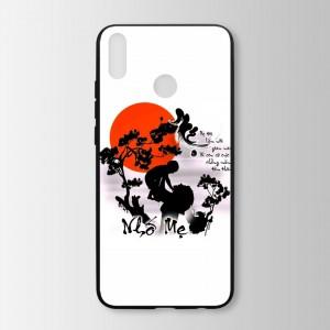 Ốp lưng kính in hình  ngày 8 tháng 3  cho Huawei Honor 8X  (mẫu 47) - Hàng chính hãng