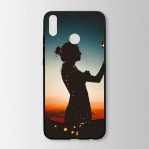Ốp lưng kính in hình  ngày 8 tháng 3  cho Huawei Honor 8X  (mẫu 55) - Hàng chính hãng