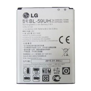 Pin LG F70 LTE F370 (BL-59UH) - 2440mAh Original Battery