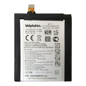 Pin LG G3 iSai VL31 / LGV24 (BL-T7) - 3000mAh Original Battery