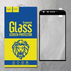 Miếng dán cường lực LG G5 hiệu HOCO Full màn hình (Đen)