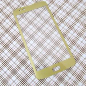 Miếng dán màn hình cường lực LG K7 Full màn hình (Vàng)