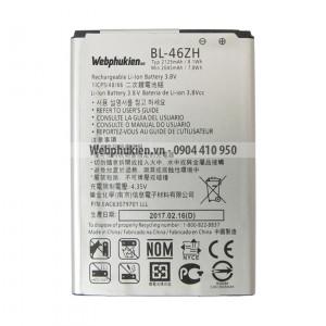 Pin LG K8 K350 (BL-46ZH) - 2125mAh Original Battery