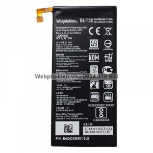 Pin LG X Power 2 (BL-T30) - 4500mAh Original Battery