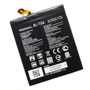 Pin LG V30 H930 H932 LS998 BL-T34 - 3300mAh Original Battery