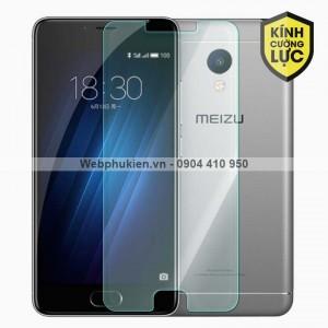 Miếng dán màn hình cường lực Meizu M3s (trong suốt)