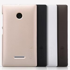 Ốp lưng Microsoft Lumia 435 hiệu Nillkin dạng sần