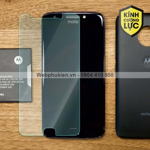 Miếng dán màn hình cường lực Motorola Moto E4 (trong suốt)