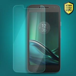 Miếng dán kính cường lực Motorola Moto G4 Play (trong suốt)